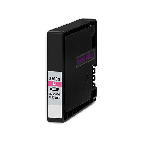 Huismerk Canon PGI-2500XLM Inktcartridge Magenta
