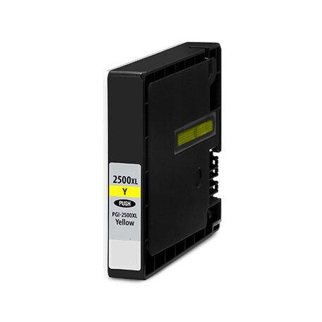 Huismerk Canon PGI-2500XLY Inktcartridge Geel