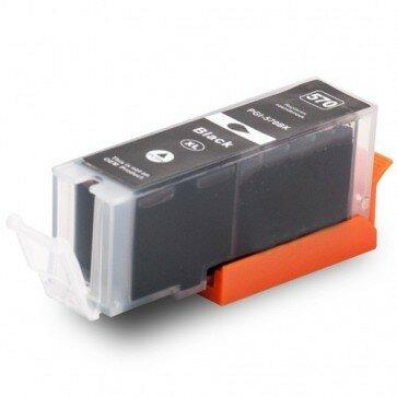 Huismerk Canon PGI-570XLPGBK Inktcartridge Zwart