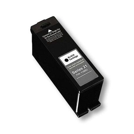 Huismerk Dell Nr. 21/22 Inktcartridge Zwart