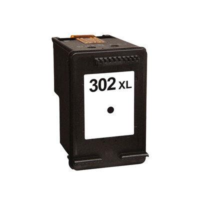 Huismerk HP 302XL Inktcartridge Zwart