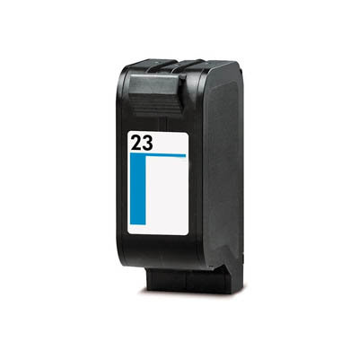 Huismerk HP 23 (C1823DE) Inktcartridge Kleur