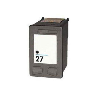 Huismerk Inktcartridge Voor HP Nr. 27 (C8727AE) Zwart