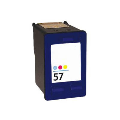 Huismerk HP 57XL Inktcartridge Kleur