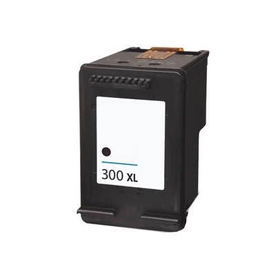 Huismerk HP 300XL Inktcartridge Zwart