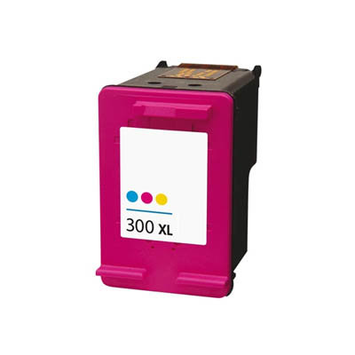 Huismerk HP 300XL Inktcartridge Kleur