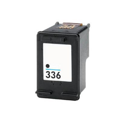 Huismerk HP 336 (C9362EE)  Inktcartridge Zwart