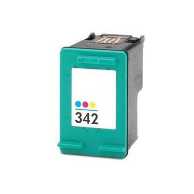 Huismerk HP 342 Inktcartridge Kleur