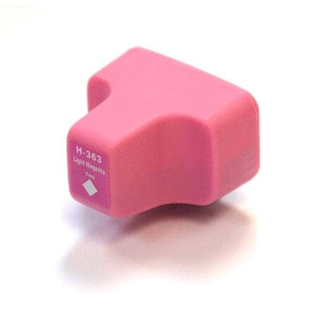 Huismerk HP 363XL Inktcartridge Licht Magenta