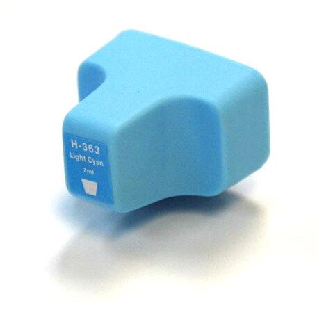 Huismerk HP 363XL Inktcartridge Licht Cyaan