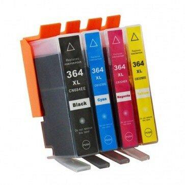 Huismerk HP 364XL Inktcartridge Multipack 4-Pack