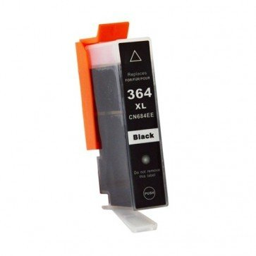 Huismerk HP 364XL (CN684EE) Inktcartridge Zwart
