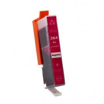 Huismerk HP 364XL (CB324EE) Inktcartridge Magenta