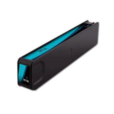 Huismerk HP 971XL Inktcartridge Cyaan