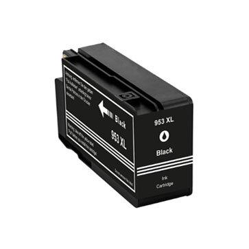 Huismerk HP 953XL Inktcartridge Zwart