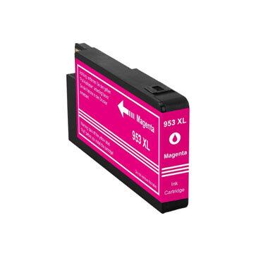 Huismerk HP 953XL Inktcartridge Magenta
