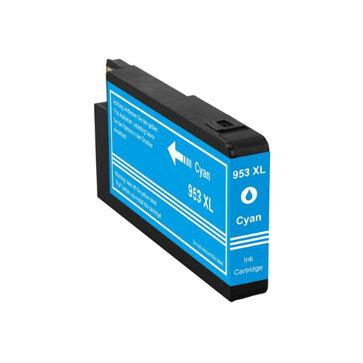 Huismerk HP 953XL Inktcartridge Cyaan