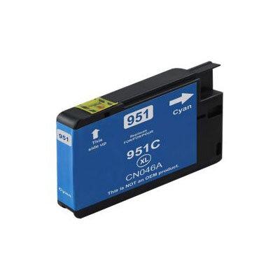 Huismerk HP 951XL Inktcartridge Cyaan