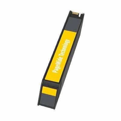 Huismerk HP 913A (F6T79AE) Inktcartridge Geel