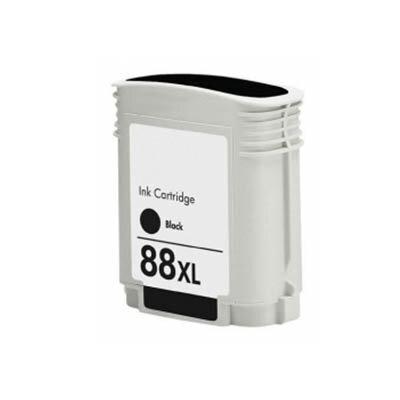 Huismerk HP 88XL Inktcartridge Zwart
