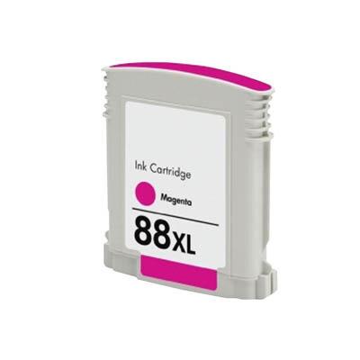Huismerk HP 88XL Inktcartridge Magenta