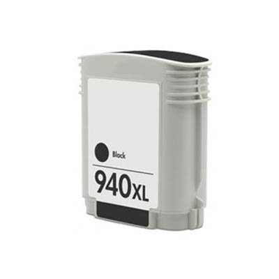 Huismerk HP 940XL Inktcartridge Zwart