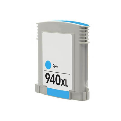 Huismerk HP 940XL Inktcartridge Cyaan