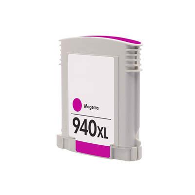 Huismerk HP 940XL Inktcartridge Magenta