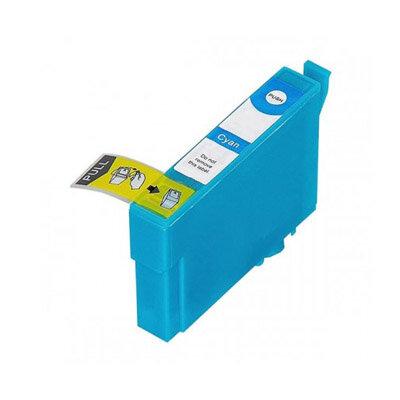 Huismerk Epson 34XL (T3472) Inktcartridge Cyaan