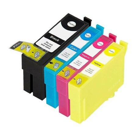 Huismerk Epson 34XL (T3476) Inktcartridge Multipack 4-Pack