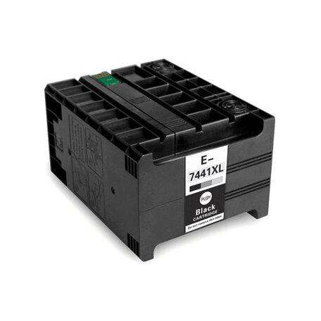 Huismerk Epson T7441 Inktcartridge Zwart