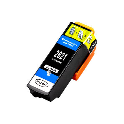 Huismerk Epson 26XL (T2621) Inktcartridge Zwart