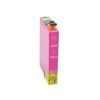 Huismerk Epson T0553 Inktcartridge Magenta