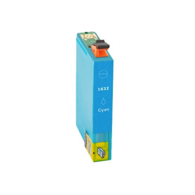 Huismerk Epson 16XL (T1632) Inktcartridge Cyaan