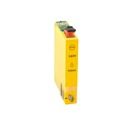 Huismerk Epson 16XL (T1634) Inktcartridge Geel