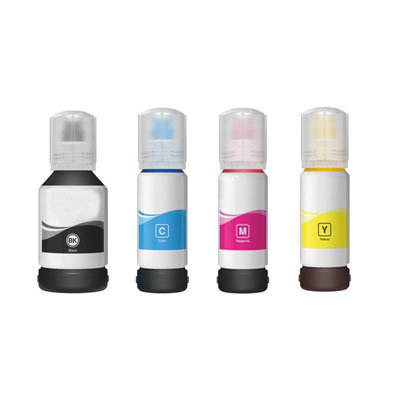 Huismerk Epson 104 EcoTank Inktvullingen Multipack 4-Pack
