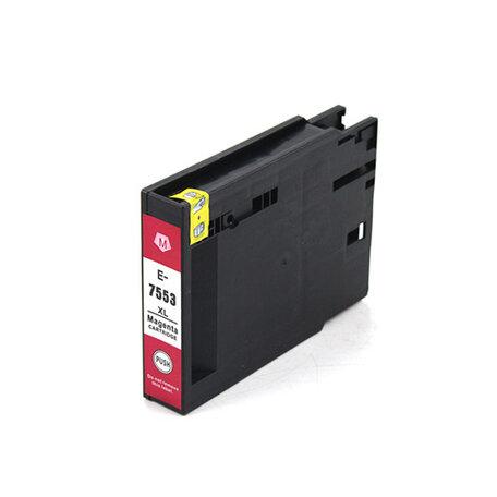 Huismerk Epson T7553 Inktcartridge Magenta