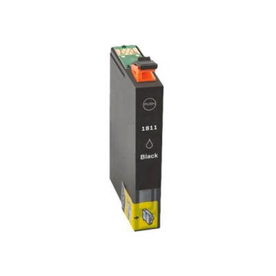 Huismerk Epson 18XL (T1811) Inktcartridge Zwart