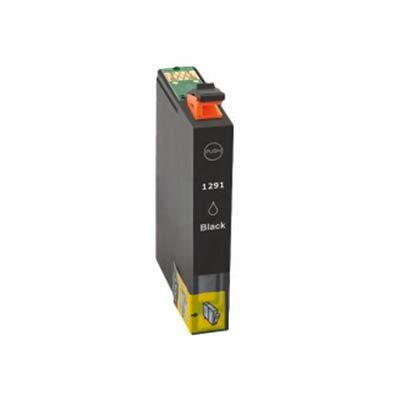 Huismerk Epson T1291 Inktcartridge Zwart