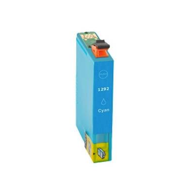 Huismerk Epson T1292 Inktcartridge Cyaan