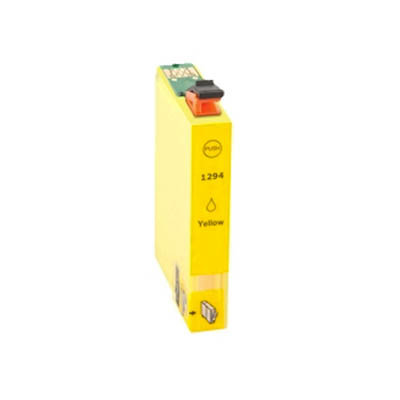 Huismerk Epson T1294 Inktcartridge Geel