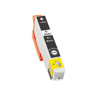 Huismerk Epson 24XL (T2431) Inktcartridge Zwart