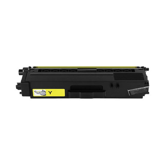 Huismerk-Brother-TN-326Y-Toner-Geel