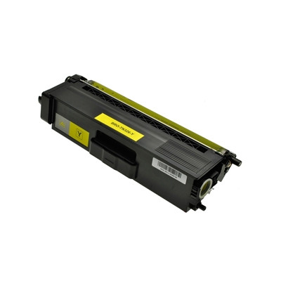 Huismerk-Brother-TN-321Y-Toner-Geel