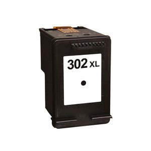 HP 302XL F6U68AE inktcartridge zwart