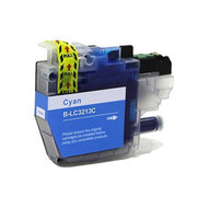 Brother LC-3213C 400pagina's Cyaan inktcartridge