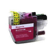 Brother LC-3213M 400pagina's Magenta inktcartridge