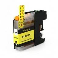 Inkcartridge Brother LC-223Y geel